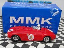 PSK/MMK FERRARI 375 MM LM 1954 #4 RED  RESIN  1:32 SLOT BNIB LE SLOT