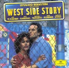 NEW West Side Story: Highlights (1985 Studio Recording) (Audio CD)