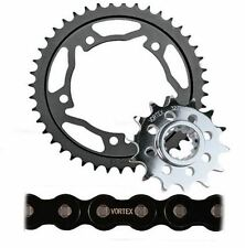 SUZUKI 2004-2005 GSXR600 VORTEX 520 CHAIN & STEEL SPROCKET KIT 15-45 TOOTH COUNT