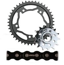 HONDA 2007-2016 CBR600RR VORTEX 525 CHAIN & STEEL SPROCKET KIT 16-42 TOOTH COUNT