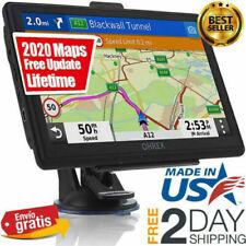 Semi Truck Gps Commercial Driver Big Rig Accessories Navigation System Trucker.