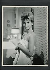 SEXY LEE REMICK IN A TOWEL - 1963 THE WHEELER DEALERS - COMEDY BY ARTHUR HILLER