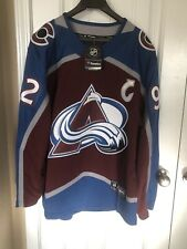 Official NHL Gabriel Landeskog Colorado Avalanche Fanatics Player Jersey NEW