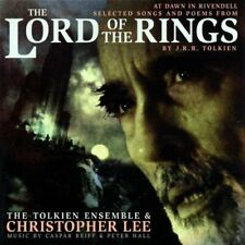 NEW CD Lord of the Rings: At Dawn in Rivendell Soundtrack J.R.R. Tolkien Christo