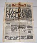 Tuttosport MONDIALI SPAGNA 1982 Finale ITALIA GERMANIA 11 luglio Fifa World cup
