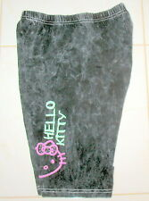 HELLO KITTY by SANRIO - TODDLER L STRETCH KNIT  JEANS LOOK PANTS WITH BLING
