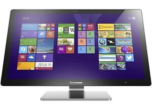 "Lenovo A740 27"" Touch Screen i7-4558U 2.8GHz 8GB RAM 1TB HDD GTX 850A All-In-One"