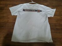 University of Illinois Basketball T-Shirt Fighting Illini Men's White NCAA