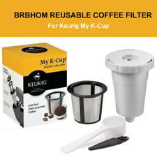 BRBHOM Reusable My K-Cup Coffee Filter Refillable Holder Pod For Keurig 1.0