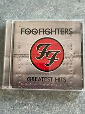 Foo Fighters Greatest Hits CD Canada Label - Ships Fast, Sealed