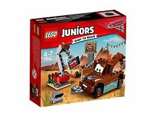 LEGO 4Juniors Hooks Schrottplatz (10733)
