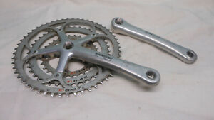 Campagnolo Record 10 Speed 172.5mm 53/42/30 Crankset Crank Strada Triple Cranks