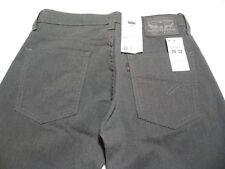 Levis 511 Skinny Jeans Dark Gray Grey Mens 29X32 Line 8