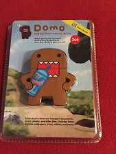 Domo 2gb FLASH Drive. Brand New In Package. Collectors Item