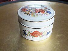 Sadler large china  trinket box  Decorative collectable Trinkets