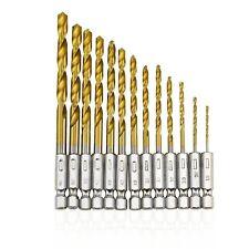 Punta esagonale in titanio HSS 1/4 di torsione in carburo di tungsteno·da1WQI