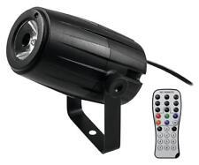 Handlicher LED-Pinspot mit einer 5-W-4in1-LED in RGBW, inklusive Fernbedienung