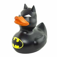 Official DC Comics Batman Character Rubber Bath Duck Novelty Toy - Gift Boxed
