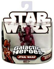 STAR WARS Galactic Heroes Battle Droid action figures
