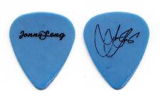Jonny Lang Band Jonny Lang Signature Concert-Used Blue Guitar Pick - 1996 Tour