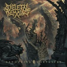 Skeletal Remains - Devouring Mortality (NEW DELUXE CD)