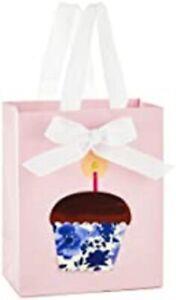 Hallmark Pretty Cupcake Small Gift Bag