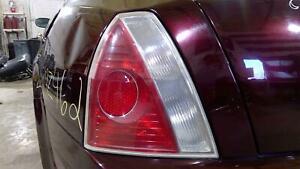 2005 Maserati Quattroporte Driver Left Tail Light Assembly OEM