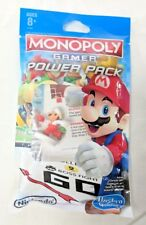 Super Mario Bros. Monopoly Gamer Power Pack: Fire Mario Game Piece. Brand new.