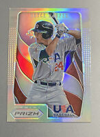 2012 Prizm SILVER USA Baseball #7 Bryce Harper Rookie Card - First Year Prizm