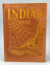 1949 Smithtown Branch High School Yearbook ~ INDIAN ~ Smithtown, Long Island, NY