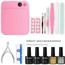 Professional Nail Art Manicure Pedicure Tools Dryer Gel Coat Other Essential Kit