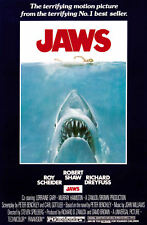 """Jaws ( 11"""" x 17"""" ) Movie Collector's Poster Print - B2G1F"""
