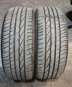 X2 Matching Pair Of 215/55/17 Bridgestone Turanza ER300 94V Tyres