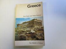 Acceptable - Greece (World in colour series) - Keuls, Eva 1966-01-01   Methuen