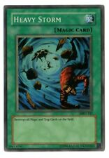 YUGIOH HEAVY STORM MRD 142 NEW NEVER PLAYED FREE S/H