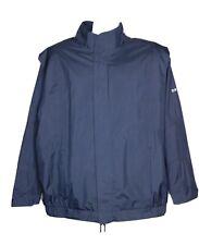 DRYJOYS by FJ FOOTJOY Black Full Zip Pockets Wind/Waterproof Golf Jacket Men XL