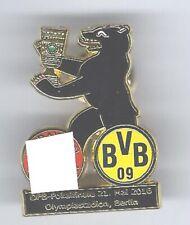 Pin -  BVB Borussia Dortmund - DFB Pokalfinale 2016