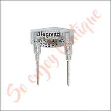LEGRAND 69497 - Lampe de rechange Plexo verte 230V 0,5mA