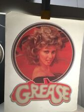Grease Sandy  1970's Iron-on Transfer