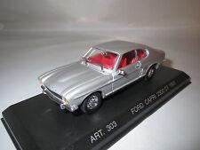 """Detailcars  Ford  Capri  2300  GT  """"1969""""   ART. 303  1:43 OVP !!!"""