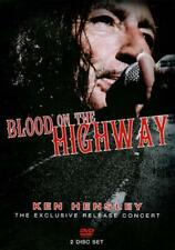 KEN HENSLEY: BLOOD ON THE HIGHWAY NEW DVD