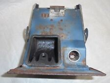 1966 Ford Galaxie 500 Ashtray with Mounting Bracket & Lighter Socket