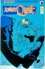 Jonny Quest # 22 (Marc Hempel) (Estados Unidos, 1988)