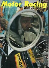 Motor Racing 01/1970 Ford Capri 3000GT M15 Indy Car Reine Wisell Nomad BRM Mk II