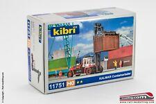 KIBRI 11751 - H0 1:87 - Veicolo muletto per trasporto container KALMAR