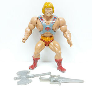1982 MEXICO HE-MAN VINTAGE MOTU MASTERS OF THE UNIVERSE ORIGINAL MATTEL