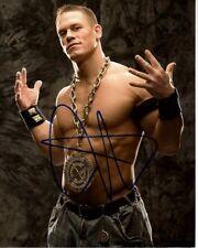 JOHN CENA Signed Autographed WWE WWF WRESTLING Photo