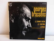 GEORGES BRASSENS Le grand chene 437367 BE