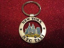New York Taxi Key chain