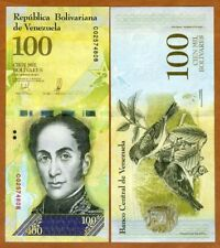 Venezuela 100000 (100,000) Bolivares, 2017 P-New  C-Prefix UNC